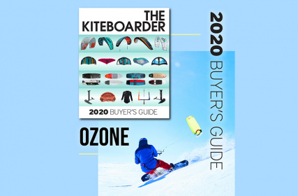 THE KITEBOARDER BUYER'S GUIDE