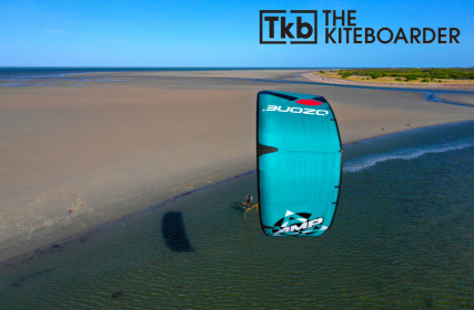 THE KITEBOARDER REVIEW - AMP V1