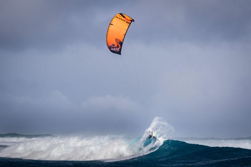 Ozone REO V4, kite para olas