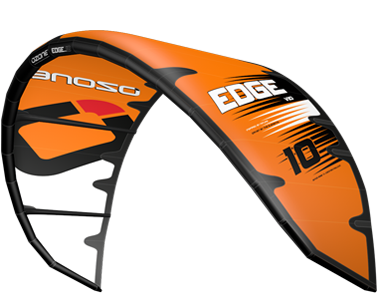 Ozone Edge V10 Kitesurfing Kites Orange