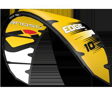 Ozone Edge V10 Kitesurfing Kites Yellow
