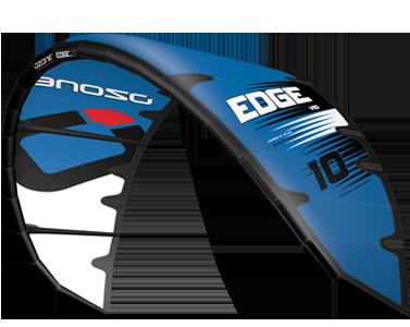 Ozone Edge V10 Kitesurfing Kites Blue