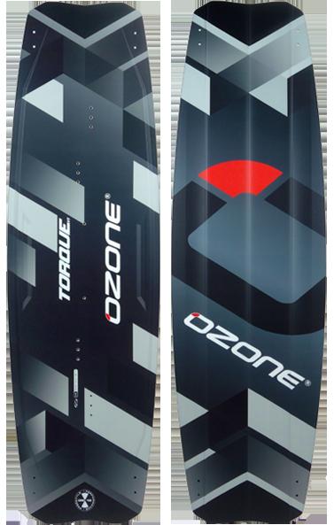 Ozone Torque V1 Kiteboard Black