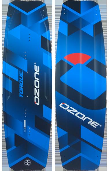 Ozone Torque V1 Kiteboard Blue