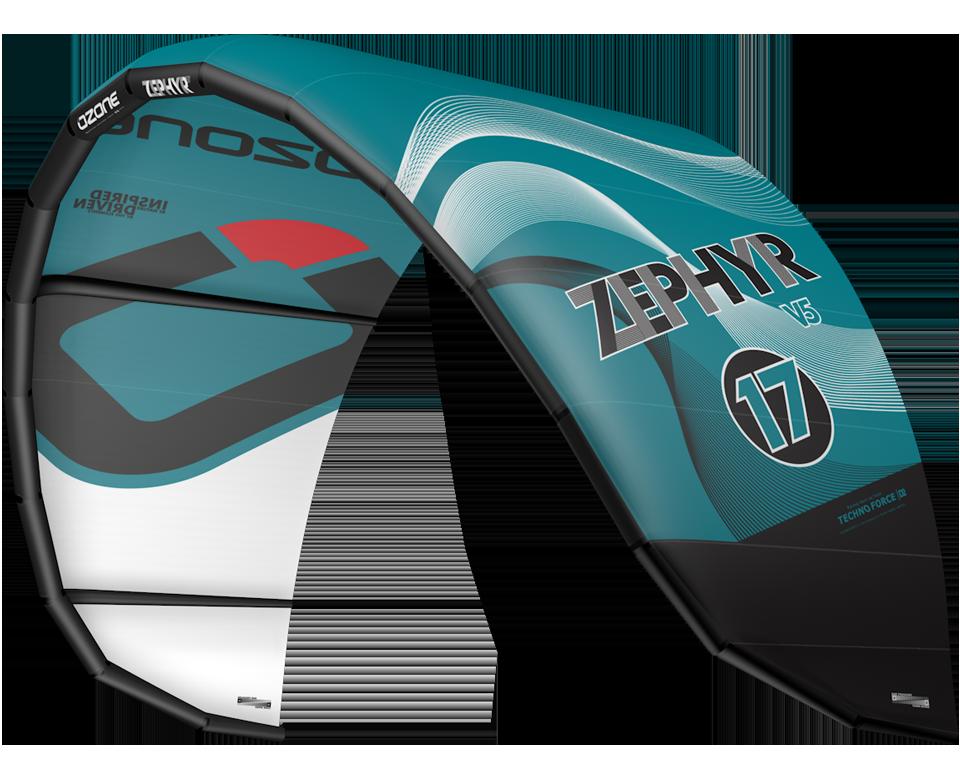 Zephyr V5   Water Kites   Products   Ozone Kitesurf
