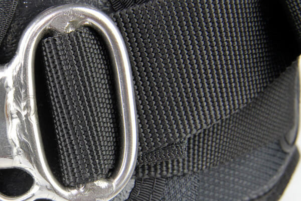 Heavy-duty straps