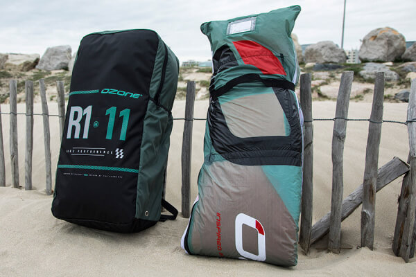 Closed Cell Kite Technical Bag (optional)
